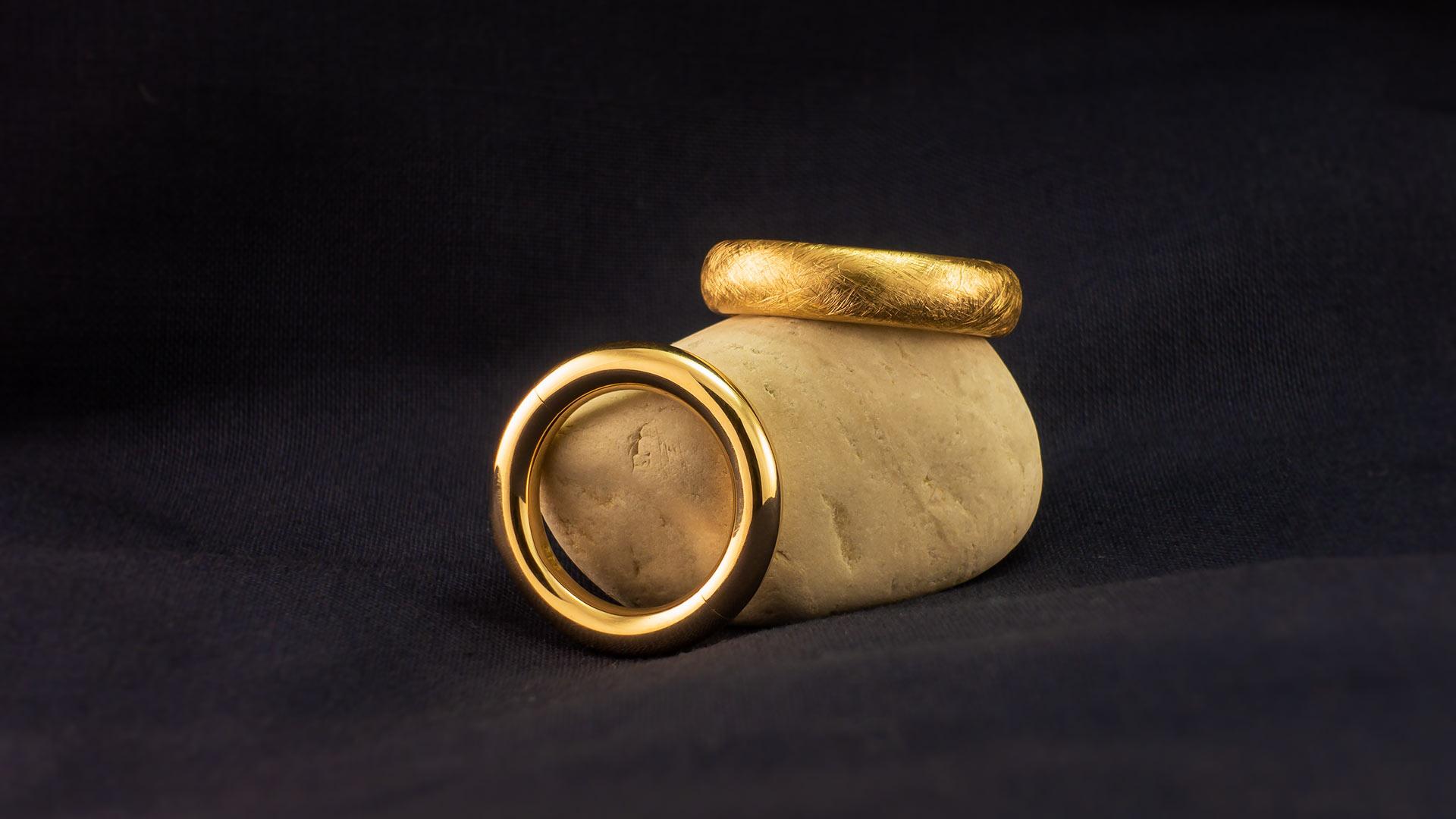 Athroseringe Gold